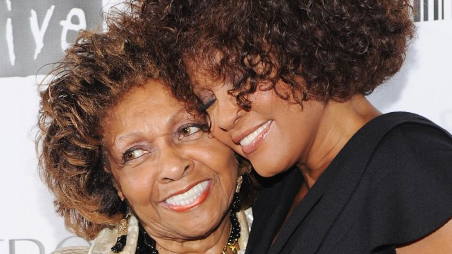 Whitney Houston's Mom Expresses 'Shock' Over Abuse Claims