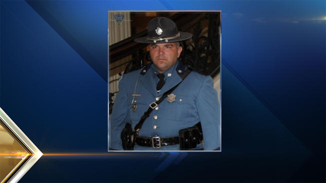 Widow of State Trooper Files Wrongful Death Suit