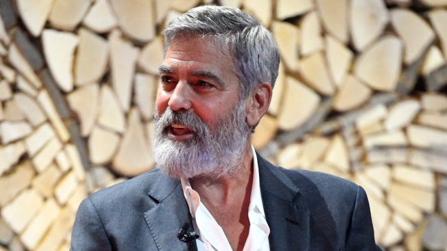 George Clooney Calls Trump's Quip on Kurds 'Pretty Shocking'