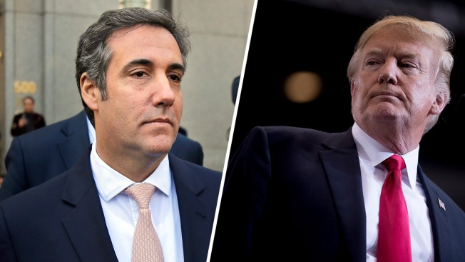 Cohen Willing to Tell Mueller Trump Knew of 2016 Russia Meeting: Source
