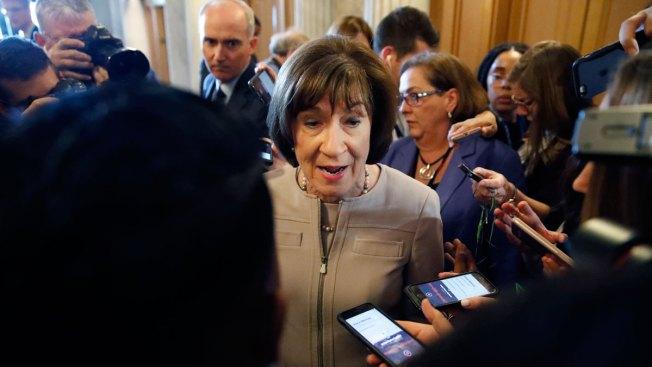 Top Maine Democrat Announces Run Against Senator Susan Collins