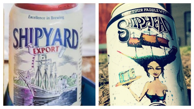 Maine's Shipyard Brewing Co. Sues Missouri Brewery for Trademark Infringement