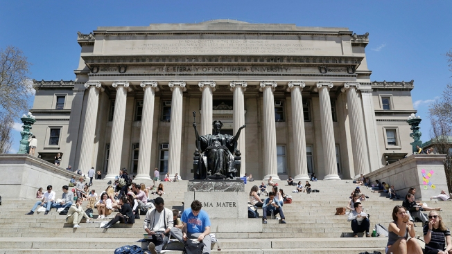 Columbia University Student Shouts 'White People Are The Best Thing That Happened to This World'