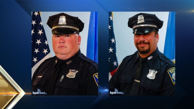 2 Boston Police Officers Wounded in Shooting Remain Critical