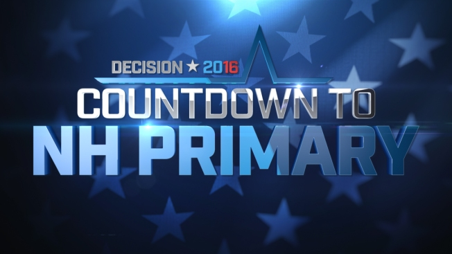Countdown to the New Hampshire Primary