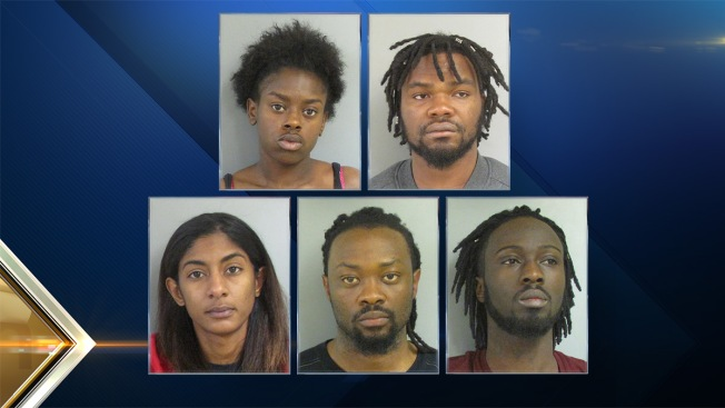 5 Charged for Passing Counterfeit Bills at Market Basket, Marshalls, Home Depot