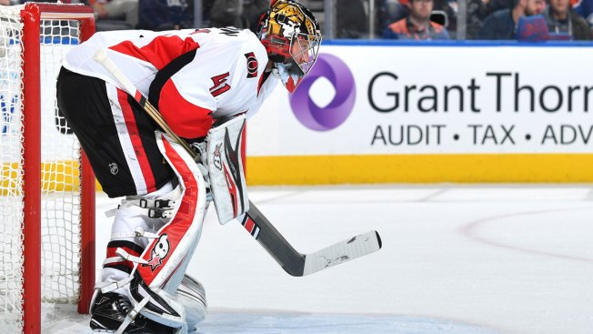NHL Goalie Craig Anderson Gets Shutout After Wife's Cancer Diagnosis