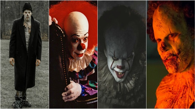 Be Afraid Be Very Afraid Check Out Five Of The Creepiest Clown