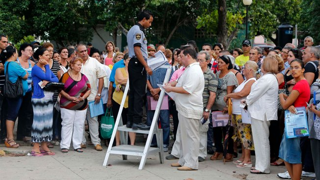 US Eliminates Coveted 5-Year Tourist Visa for Cubans