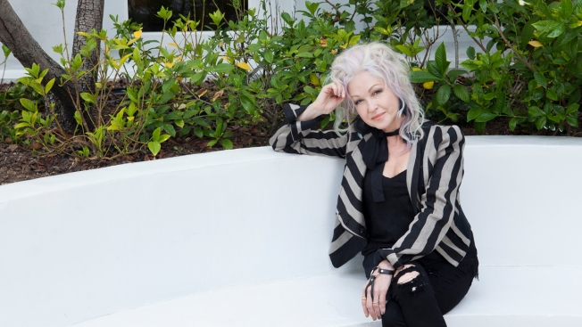 Cyndi Lauper Unveils Report on LGBTQ Youth Homelessness