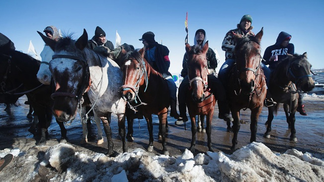 Ruling on Dakota Access Pipeline Surprises Oil Industry