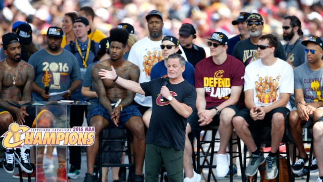 Put a Ring On It: Cavaliers to Give Championship Rings to Arena Staff