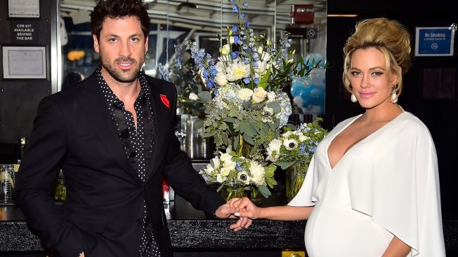 Maksim Chmerkovskiy and Peta Murgatroyd Welcome a Baby Boy