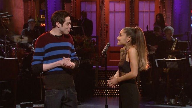 [NATL] Celebrity Hookups: Ariana Grande and Pete Davidson Dating