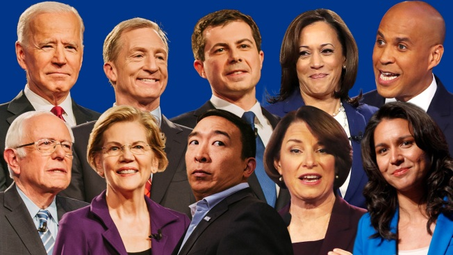 A Complete Guide to the Democratic Debates for the 2020 Presidential Primary