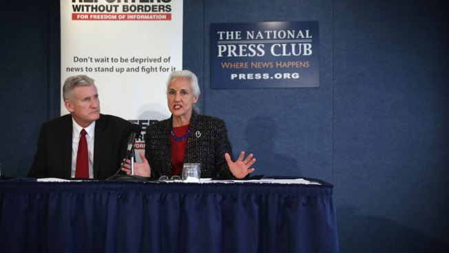 'Turned Our Lives Inside Out': Parents of Captured Reporter Speak
