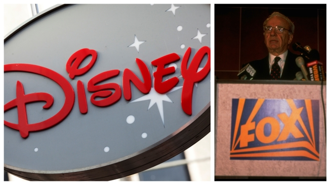 Disney Ups Twenty-First Century Fox Bid to More Than $70.3B