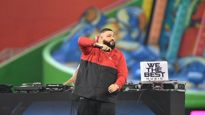 DJ Khaled Is the Top Nominee for the BET Awards With 6