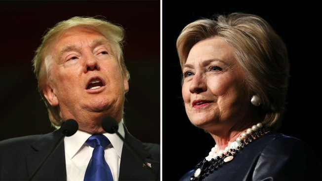 Clinton, Trump Decry Latest Police Shootings of Black Men