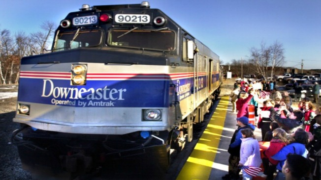 New Schedule for Amtrak Downeaster Starts