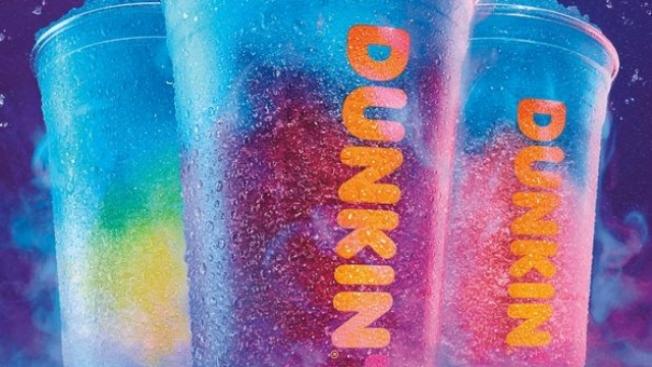 Dunkin' Announces New 'Cosmic' Menu Items, Banana Split Coffee Flavor