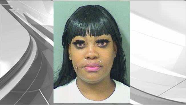 Police: Woman Got Naked at Dunkin' Donuts on a Dare