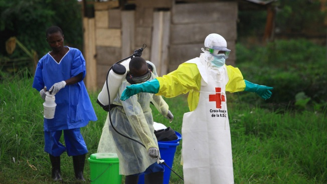 Congo's Ebola Outbreak Now 2nd Largest in History, World Health Organization Says