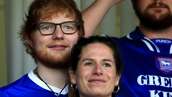 Ed Sheeran Confirms Marriage to Cherry Seaborn