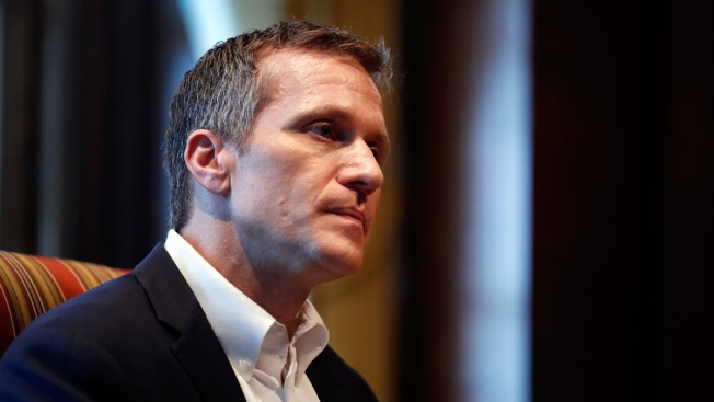 Missouri Governor Mirrors Trump in Quest to Survive Scandal