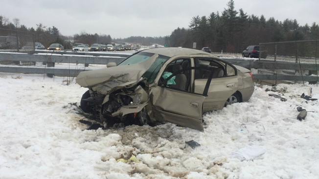 Cell Phone Use May Have Led to Fatal N H  Crash - NECN