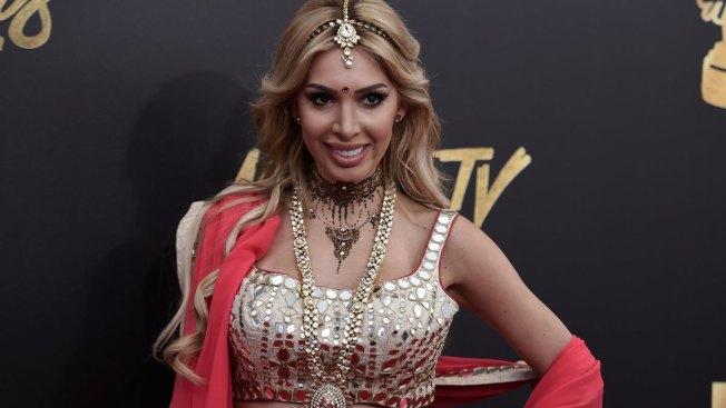 Farrah Abraham Defends Bollywood-Inspired Red Carpet Look at 2017 MTV Movie & TV Awards