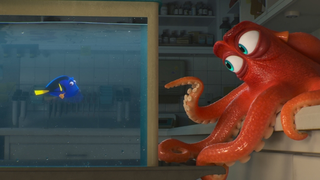 Theater Accidentally Shows R-Rated Comedy Trailer Before 'Finding Dory'