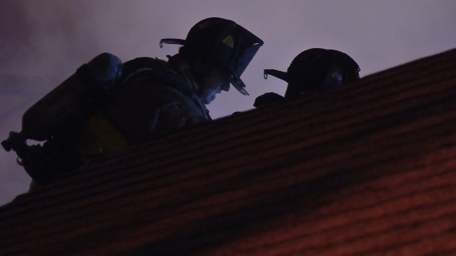 Residents Evacuated After Southbury, Conn. Fire