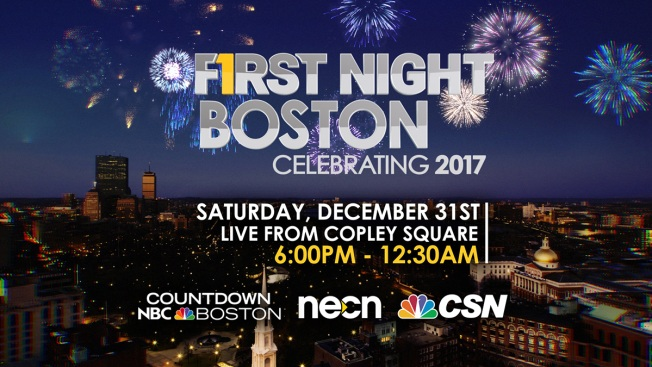 necn to Air Over 6 Hours of Live First Night Coverage