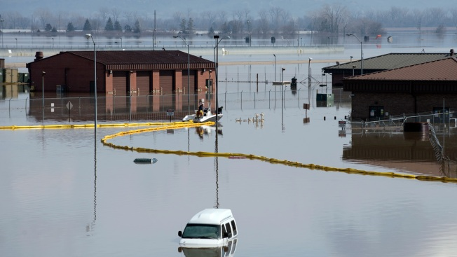 Air Force Says It Needs $4.9 Billion in Disaster Relief