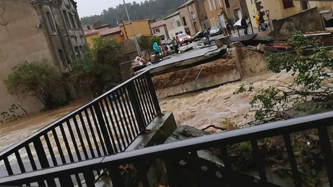 France: 12 Die in Floods Unseen in More Than a Century