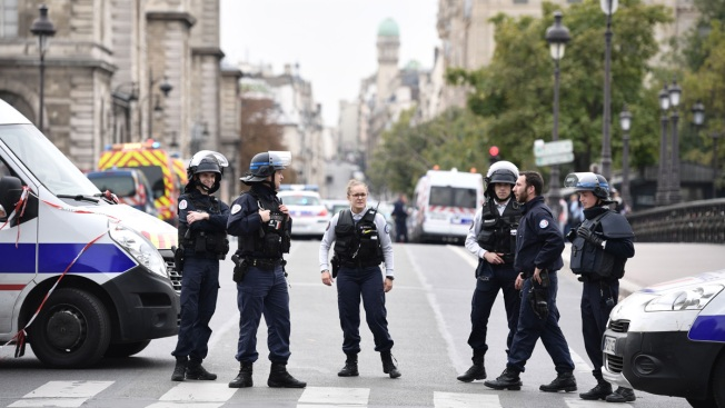 Civilian Employee Kills 4 in Knife Attack at Paris Police HQ