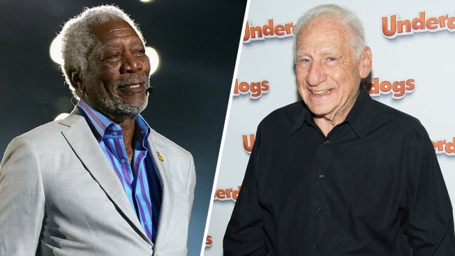 Mel Brooks, Morgan Freeman Among Those Receiving the 2015 National Medal of Arts