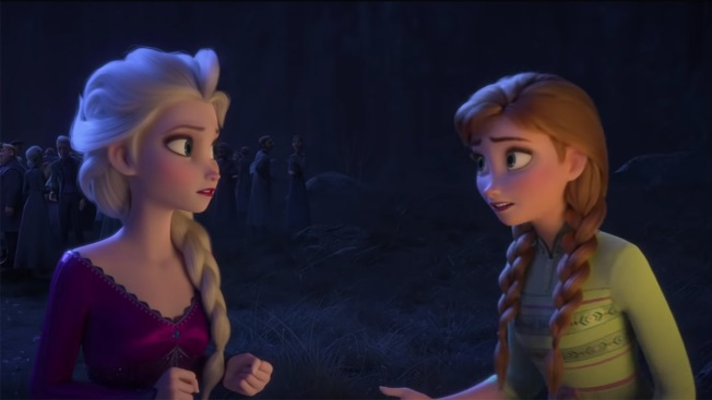 New 'Frozen 2' Trailer Will Give You the Chills
