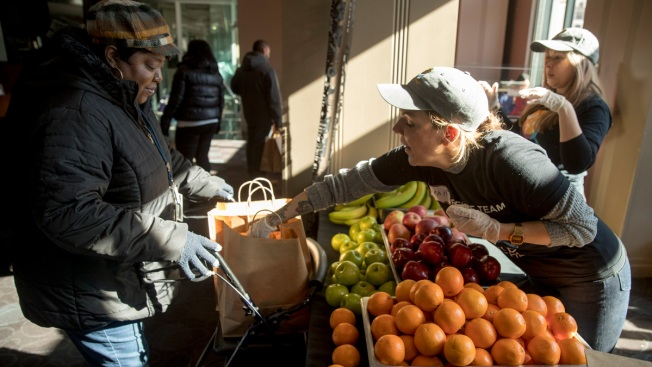 How the Shutdown Opened a Window on Poverty in America