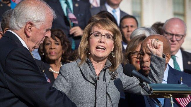 GOP Congress Beholden to NRA, Other Gun Interests: Pelosi