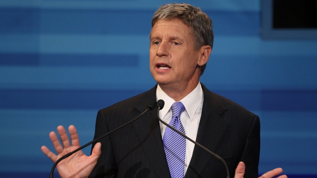 Libertarian Gary Johnson to Make Campaign Stop in Maine