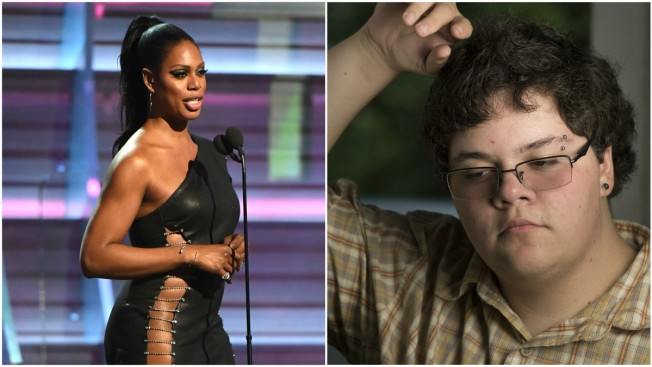 Gavin Grimm: Meet the Boy Laverne Cox Shouted Out at the Grammys
