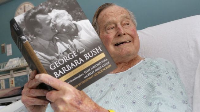 Family Spokesman Says George H.W. Bush Leaving Hospital