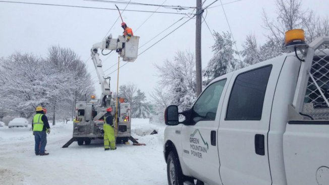 Still 26K Customers Without Power in Vermont