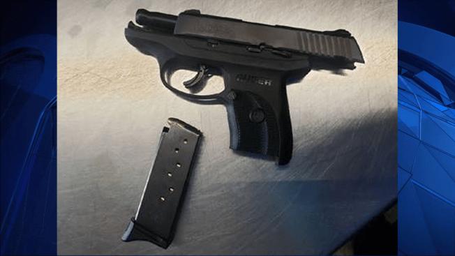 Loaded Handgun in Bag at Logan Airport Halts Screenings on Labor Day