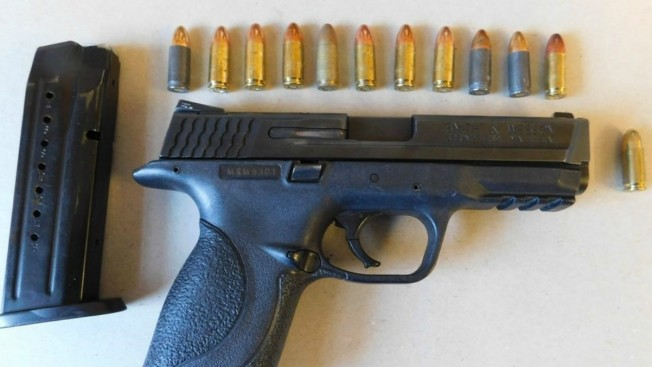 'Troubling': Boston Police Seize Loaded Gun From 14-Year-Old