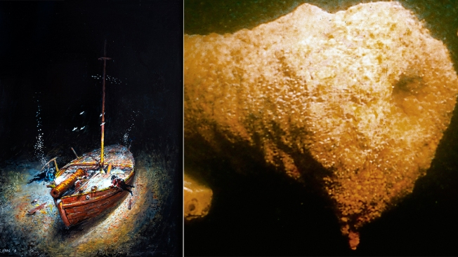 Museum to Raise Revolutionary War Gunboat From Lake Champlain Bottom