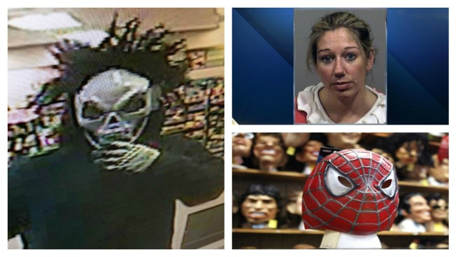 Criminals Wearing Halloween Masks Wanted in 2 Robberies