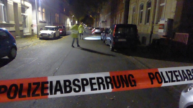 Woman Dragged by the Neck Behind Car in Germany